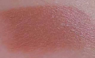 Restrained Lipstick Swatch, MAC Cosmetics
