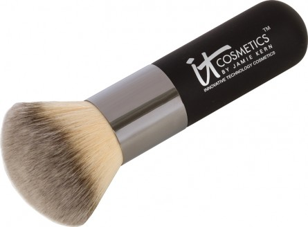 Heavenly Luxe Powder Brush, IT Cosmetics, review, opinion