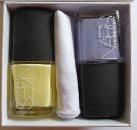 Sharks, Pierre Hardy for NARS Collection, sharks review, sharks nail lacquer, swatch, swatches, review, reviews