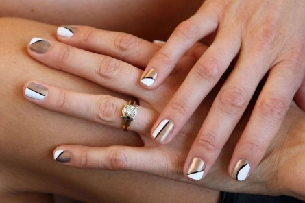 Revlon Manicure at Assembly, NYFW Spring 2014