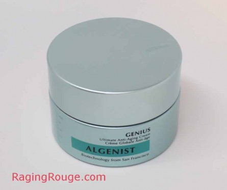 Algenist Genius Anti-Aging Cream Review