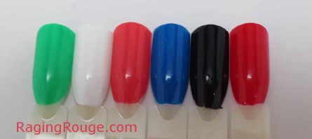 Hot Designs Nail Art, swatches, swatch, photo, photos