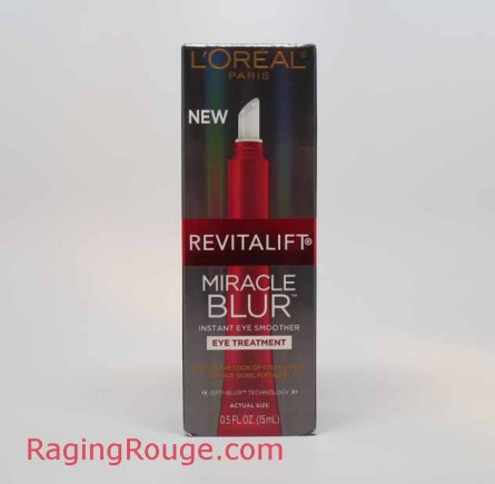 Loreal Revitalift Miracle Blur Eye Treatment