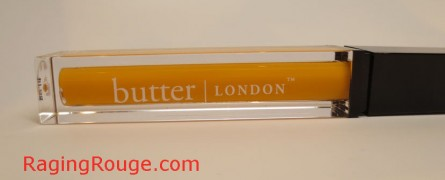 Cheerio Swatch, butter LONDON Lolly Brights