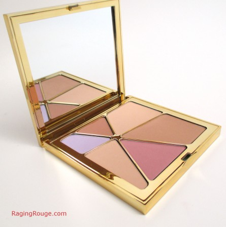 Aerin Kaleidolight Palette #review #aerinbeauty via @ragingrouge, holiday gift guide 2015