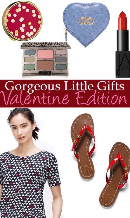 Gorgeous Little Gifts, Valentine's Edition #valentine #giftguide #giftideas
