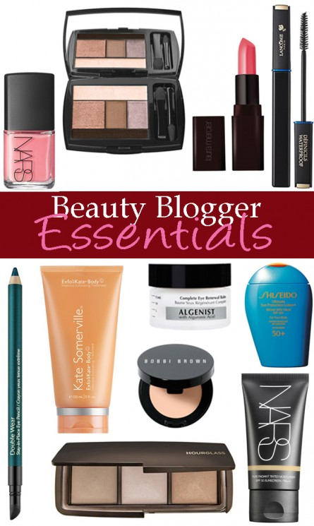 Beauty Blogger Essentials, #beauty #makeup #blogger