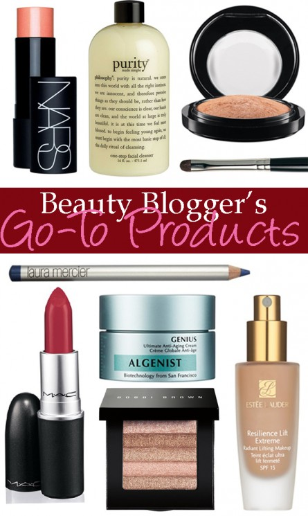 Beauty Bloggers Go-To Products, #makeup #beauty #musthave
