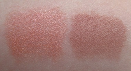 NARS St. Paul De Vince Duo Eyeshadow Swatches
