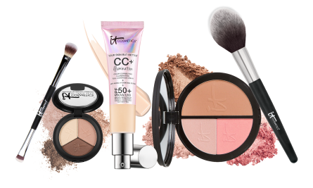 IT Cosmetics, CC+ Your Way To Radiant Skin! 5-Piece Collection, #ITCosmetics #ItGirl #QVCBeauty #YourRadiantSkin