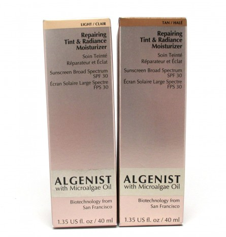 Algenist Repairing Tint and Radiance Moisturizer