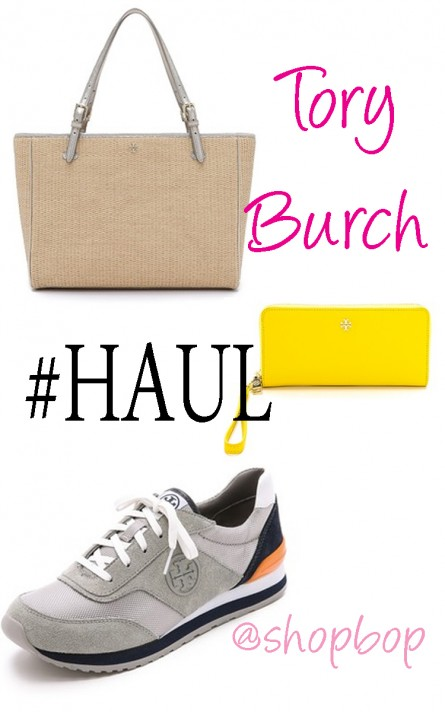 @ToryBurch #Haul from @Shopbop