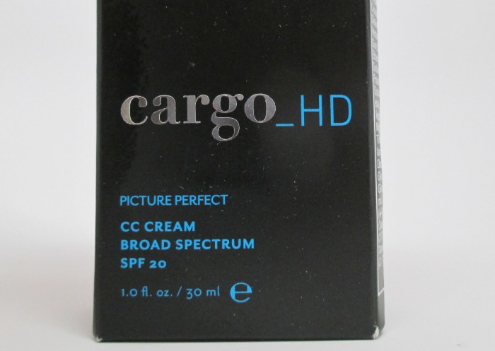 CARGO HD Picture Perfect CC Cream Review