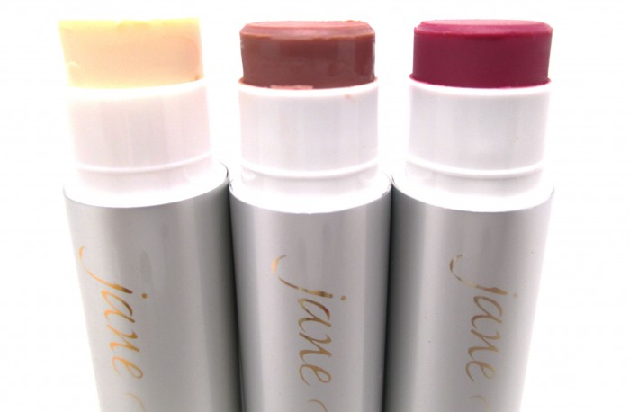 Sheer, Crush and Buff, Jane Iredale Lip Balm