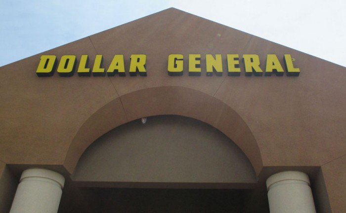 Dollar General On A Sunny Day, #sponsored