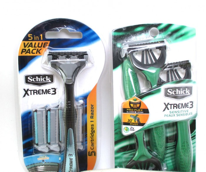 Schick Razors | RagingRouge.com, #sponsored