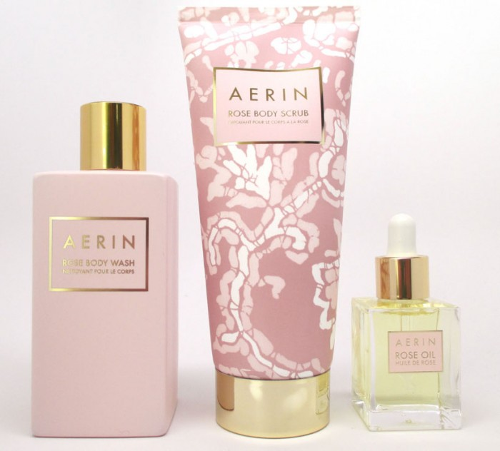 Aerin Rose Bath & Body Products | RagingRouge.com #AerinBeauty #AerinLauder
