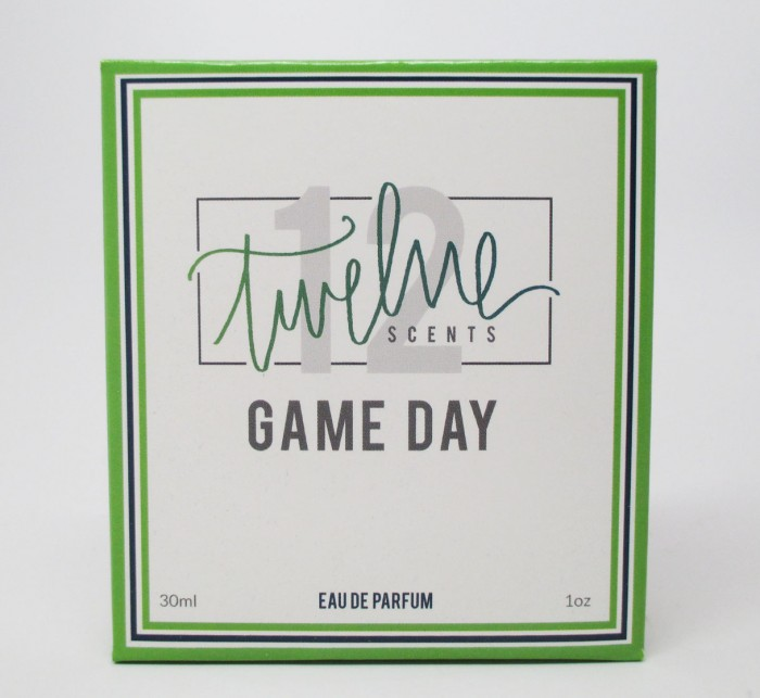 12 Scents, Game Day Fragrance | RagingRouge.com