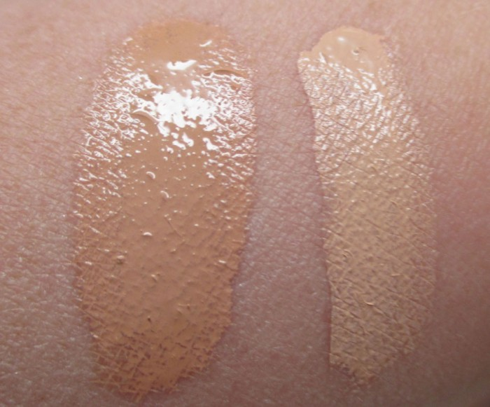 Amazing Cosmetics Amazing Concealer Light and Medium Swatches #UltaTrendAlert #StyleHunters4Ulta | RagingRouge.com