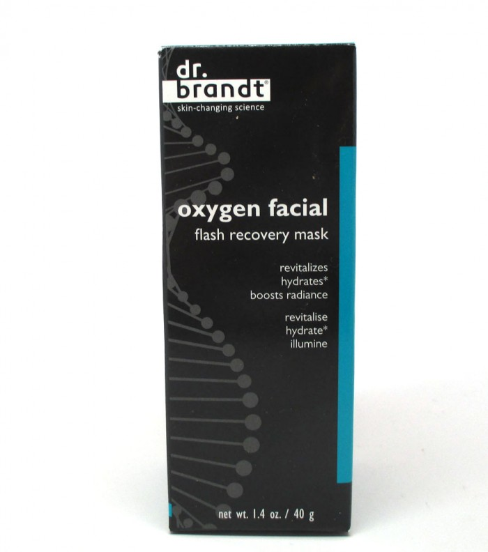 Dr. Brandt Flash Oxygen Facial Flash Recovery Mask | RagingRouge.com