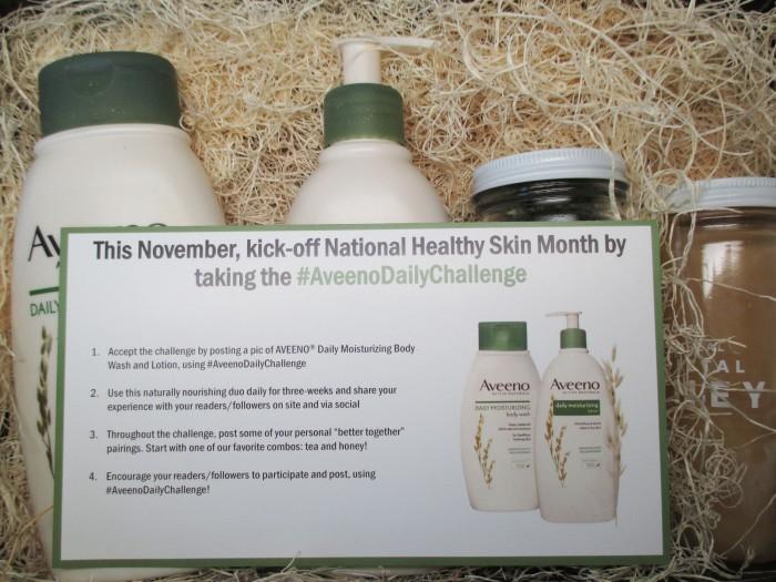 Aveeno Daily Challenge! | RagingRouge.com