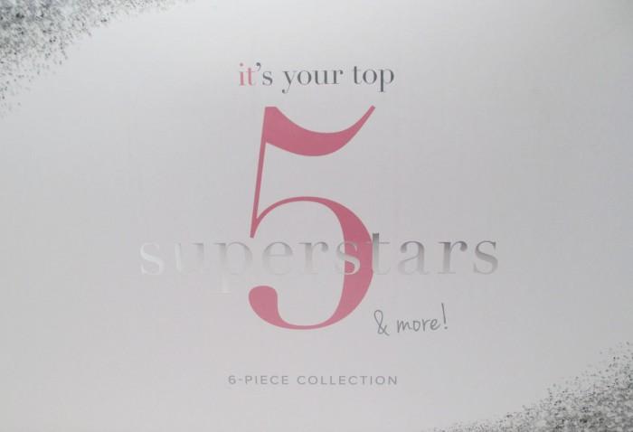 IT Cosmetics Top 5 Superstars