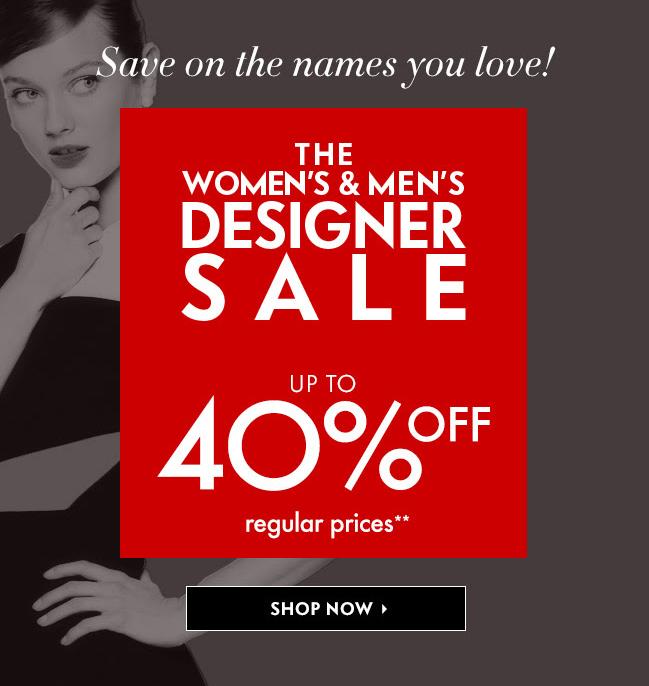 Neiman Marcus Designer Sale 2015