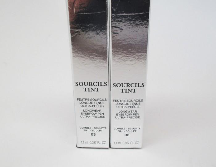 Lancôme Sourcils Tint Brow