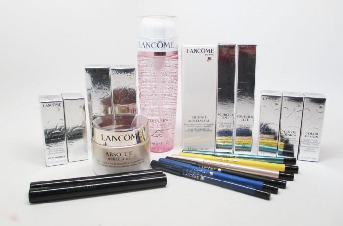 Upcoming Lancôme Reviews!