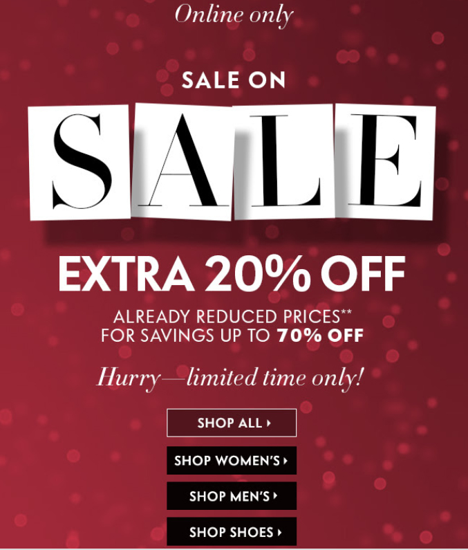 Oct 04, · Neiman Marcus is running a 'Friends and Family' sale that can't be missed. For a limited time, customers can enjoy 25% off a selection of regular .