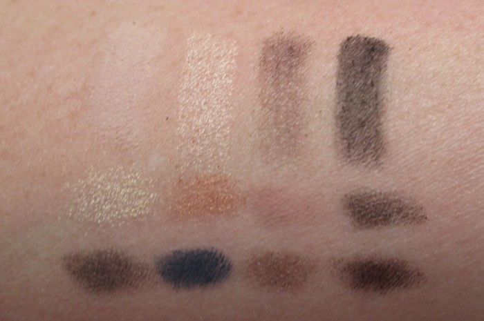 NARSissist L'Amour Toujours Eyeshadow Swatches