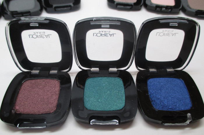 L'Oreal Jewel Tones, Colour Riche Eyeshadow