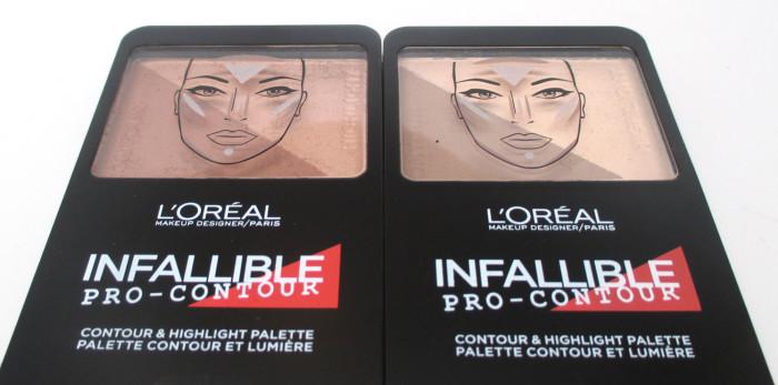 L'Oreal Infallible Pro Contour Palette