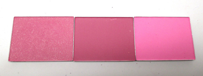 NARS Pink Blushes: Angelika, Mata Hari, Gaeity