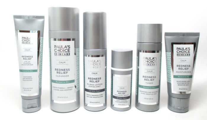 Paula's Choice Calm Redness Relief Kit Review