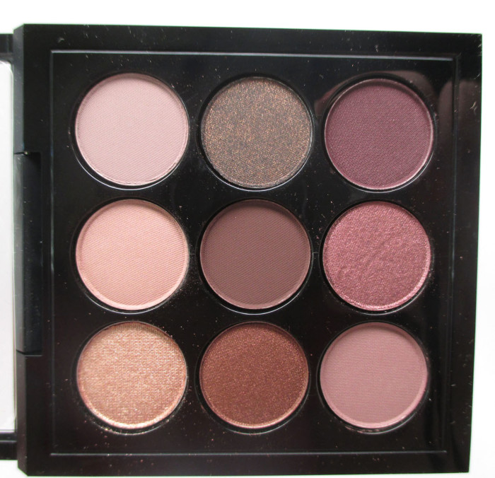 MAC Burgundy x 9 Palette