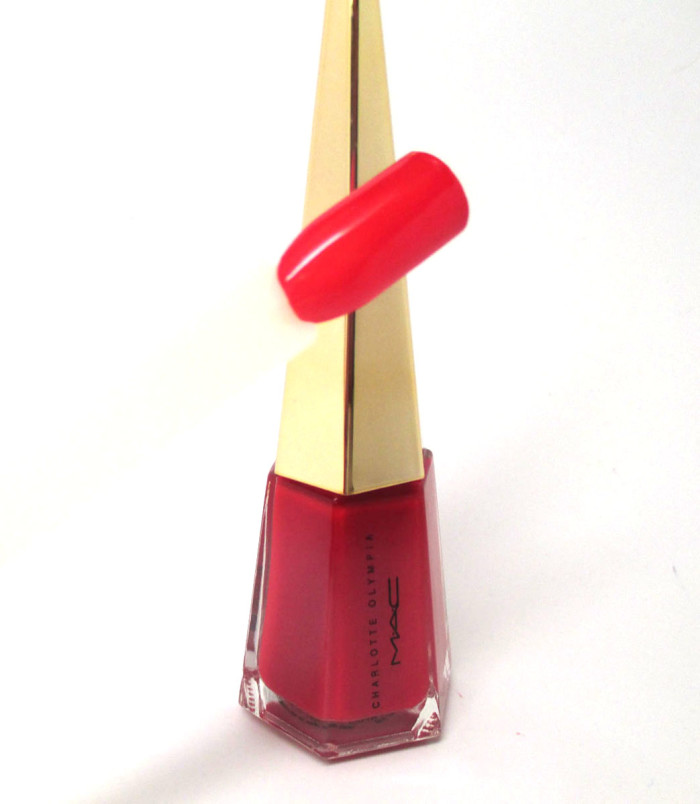MAC Charlotte Olympia Collection To Have Or Have Not Swatch
