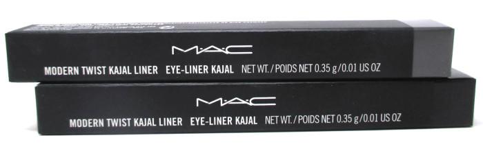 MAC Modern Twist Kajal Liner Collection