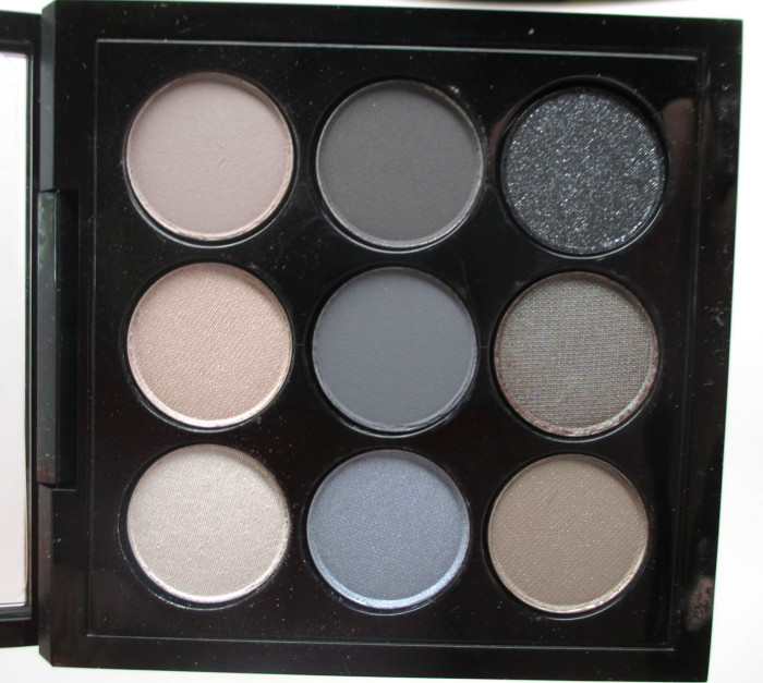 MAC Navy x 9 Palette