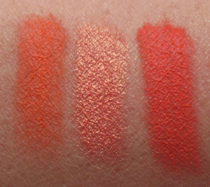Sleek MakeUP Blush By 3, Lace Swatches