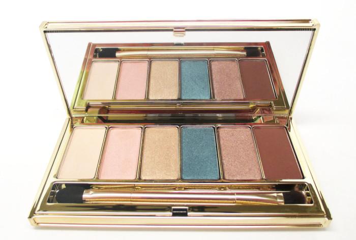 Estee Lauder Bronze Goddess Eyeshadow Palette Closeup