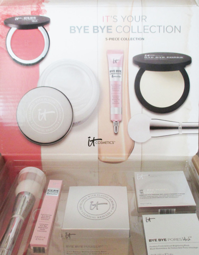 IT Cosmetics: IT's Your Bye Bye Collection! QVC #A276846; #A277250 (Auto-Delivery)