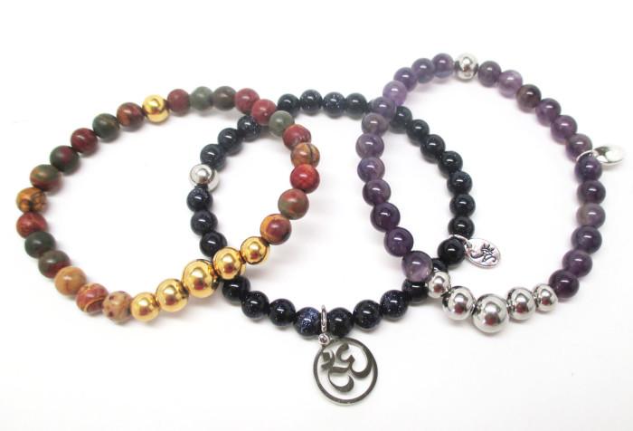 Joseph Nogucci Beaded Bracelets