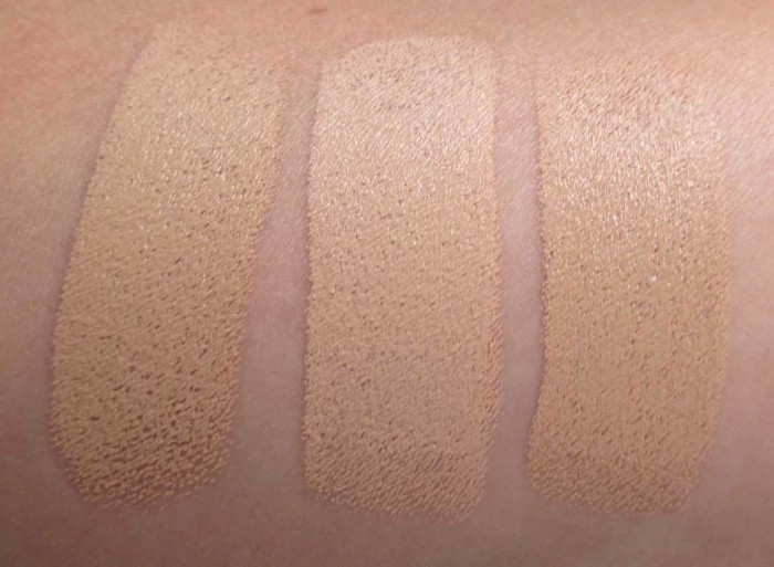 Lancôme Teint Idole Makeup Stick Swatches