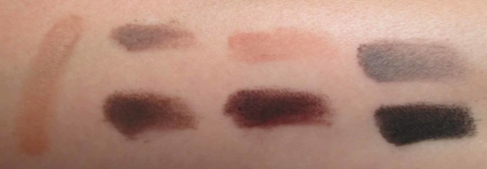 Smashbox Photo Matte Swatches