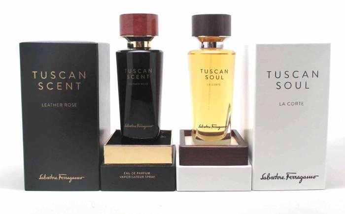 Salvatore Ferragamo Tuscan Scent and Tuscan Soul