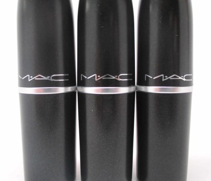 MAC Bangin' Brilliant Lipsticks