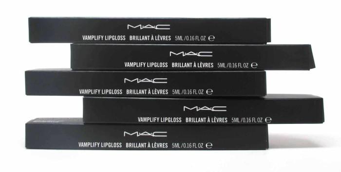 MAC Vamplify Lipgloss