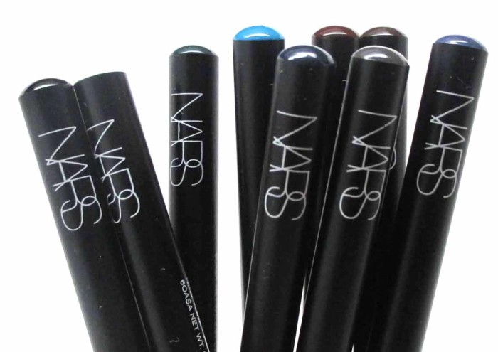NARS NEW Velvet Eyeliner Collection, NARS Powerfall 2016