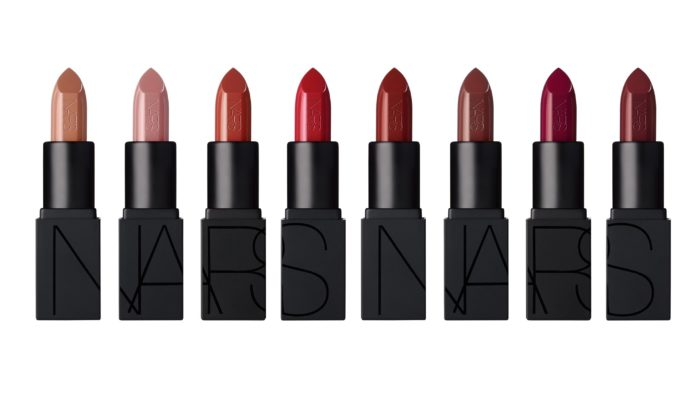 Glass Metropolis Mini Audacious Lipstick Coffret, Sarah Moon For NARS Holiday 2016 Gifting